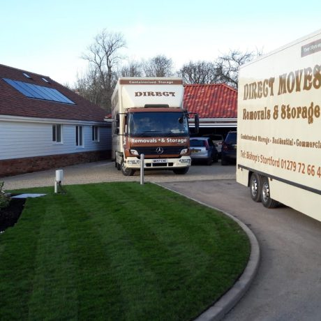 House removals in Hertfordshire and Essex